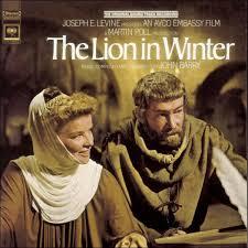 leon en invierno