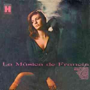 Jacqueline Bisset en la tapa de La Música de Francia