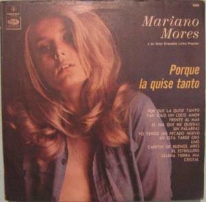 Mariano Mores - Por qué la quise tanto