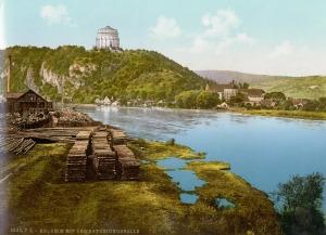 kelheim-befreiungshalle-1900-post-card